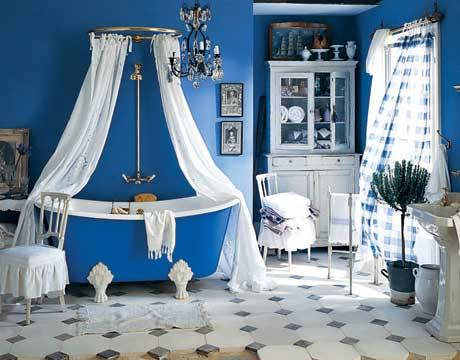 Arredare in stile marino furnish in a marine style progettointerni shop - Gorgeous black shower curtain design ideas for simply awesome look ...